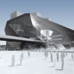 Museum of Contemporary Art & Planning Exhibition in Shenzhen by Coop Himmelb[l]au