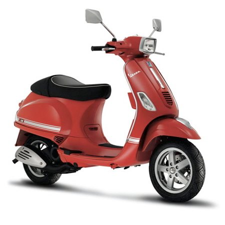 New Vespa S by Piaggio