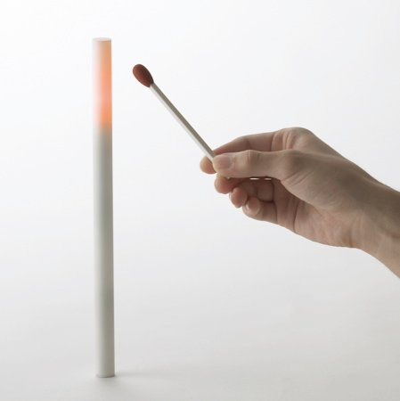 The light that thinks it's a candle: Hono by Metaphys