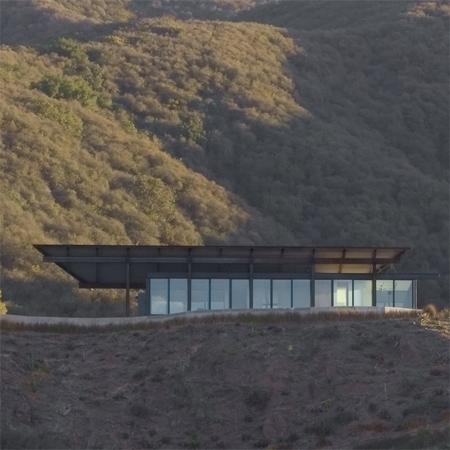 Montecito Residence by Olson Sundberg Kundig Allen Architects