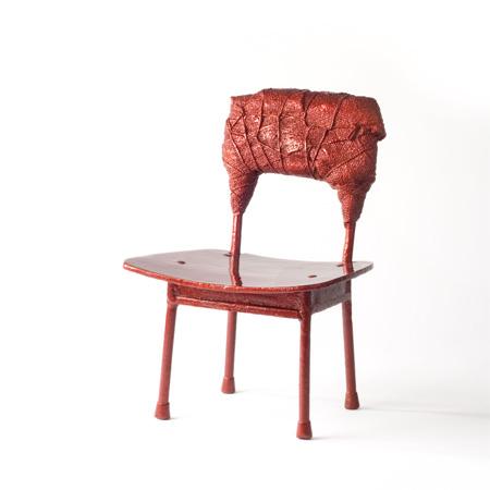 Chinese stools by Wieki Somers