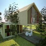 Prototyp Einfamilienhaus by AKA architetti