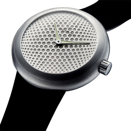 Ikepod wristwatches by Marc Newson