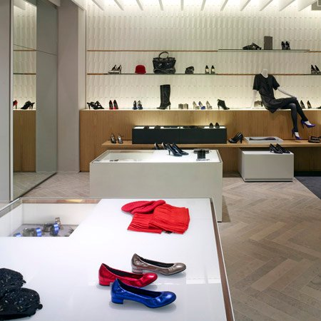 Reference clothing store
