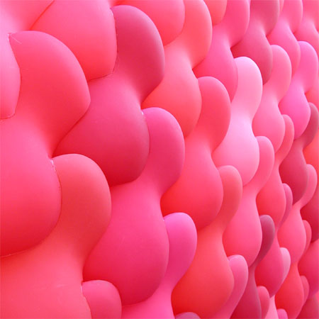Blobwall by Greg Lynn