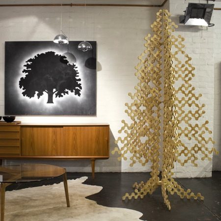 Eco Christmas tree by Buro North
