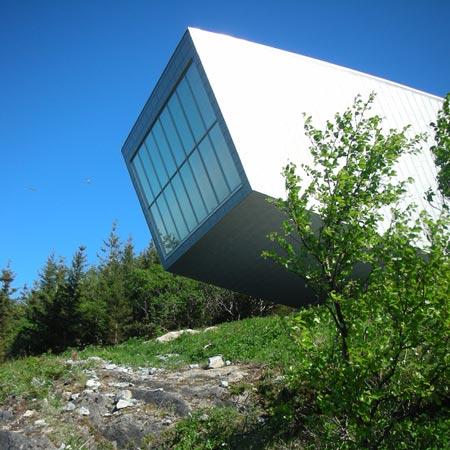 Petter Dass Museum by Snøhetta