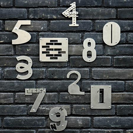 House Numbers Project by Medium