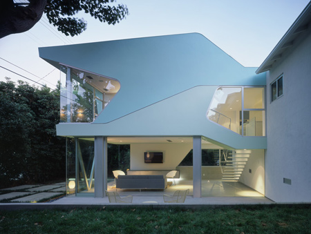 Dezeen » Blog Archive » Alan-Voo Family House by Neil M. Denari ...