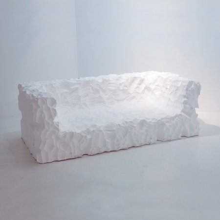 Styrofoam Sofa by Kwangho Lee