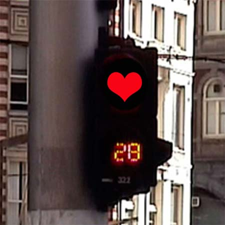 Love in the City by Anke Weiss