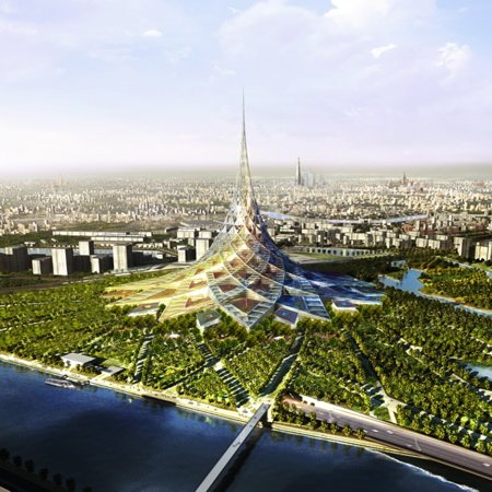 The World S Biggest Ever Building By Foster Partners