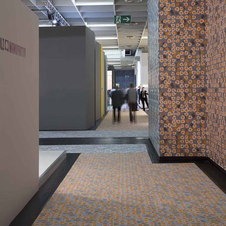 Hall 11 at IMM Cologne by UNStudio