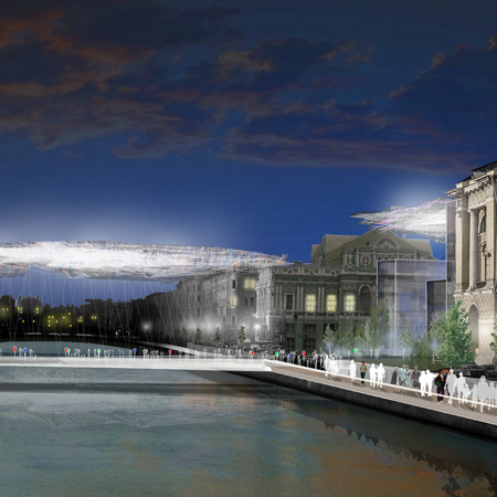 Apraksin Dvor masterplan in St Petersburg by Wilkinson Eyre Architects