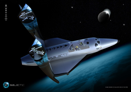 Composites In Space Craft