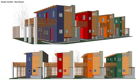 Hundred homes project