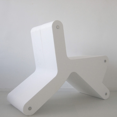 Keer Chair by Reinier de Jong
