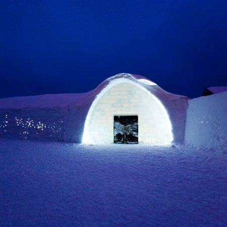 Art Suites at Icehotel
