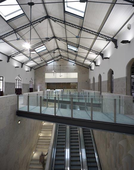Rossio railway station by Broadway Malyan