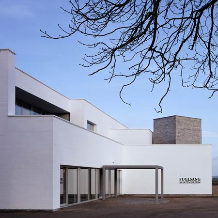 Fuglsang Kunstmuseum by Tony Fretton Architects