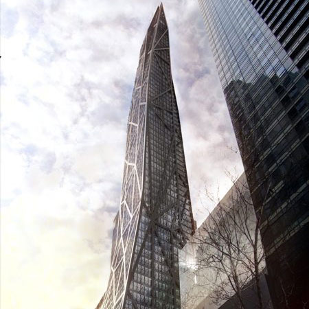 Dezeen's top ten skyscrapers