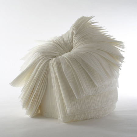 Cabbage Chair by Nendo