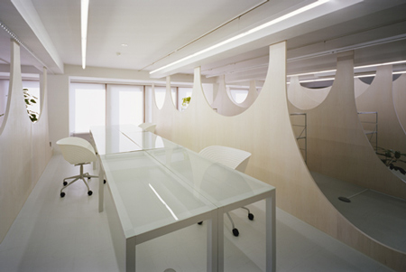 spaces in the office