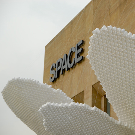 Space Furniture installation by voonwong&bensonsaw