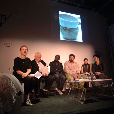 Design Talks at Design Miami 08: transcripts