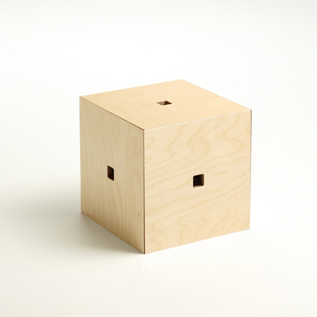 Cube 6 by Naho Matsuno