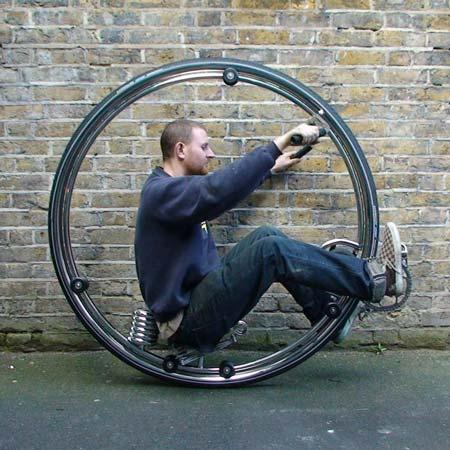 Monowheel by Ben Wilson