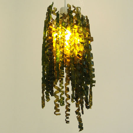 Kelp Objects by Julia Lohmann