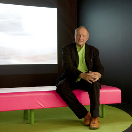 Richard Rogers in conversation with Deyan Sudjic at the Design Museum