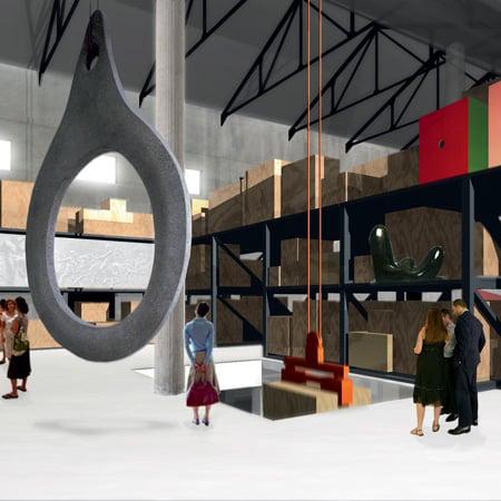 Prada Foundation by AMO