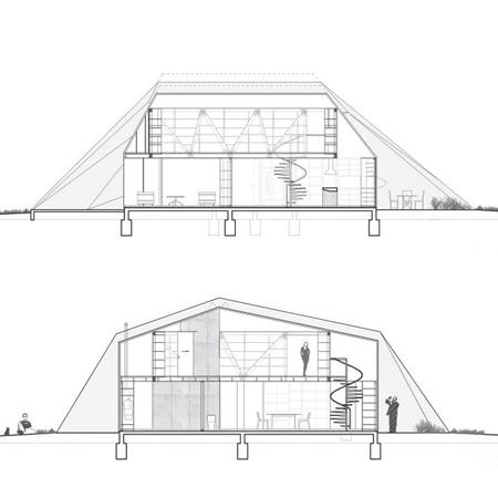 Dezeen    s top ten  houses   Dezeentop ten your wall house plans jpg