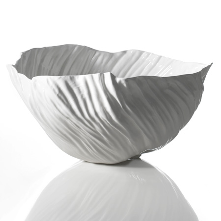 Adelaide tableware (2008) by Xie Dong for Driade