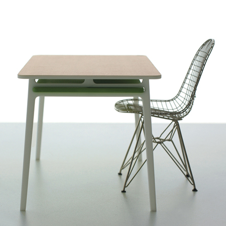 Enchord table by Industrial Facility
