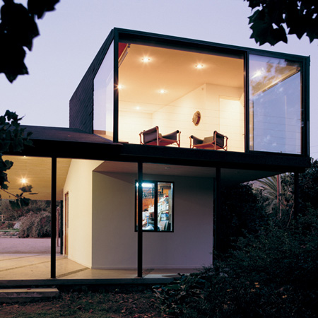 Casa en el Campo by Benjamín Murúa and Constanza Infante S