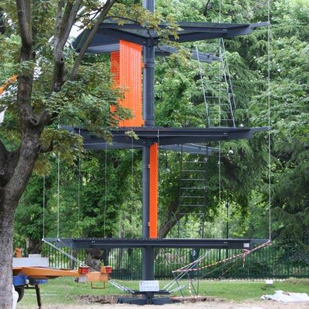 Casa per tutti at Milan Triennale