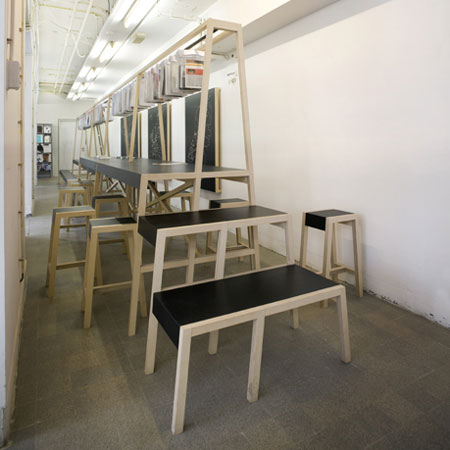 Trans Artists documentation room by Overtreders W
