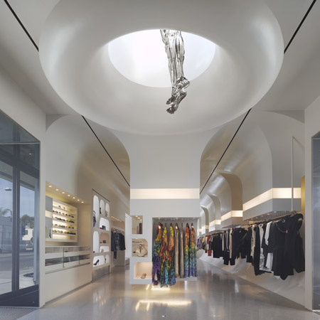 alexander mcqueen store los angeles by william russell
