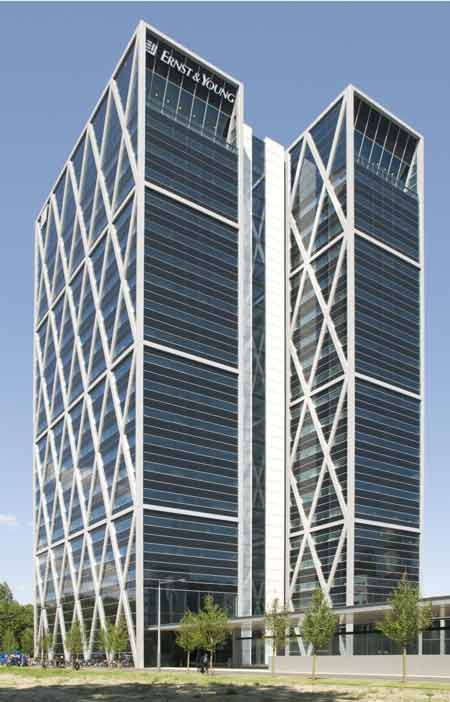 Vivaldi Tower by Foster + Partners
