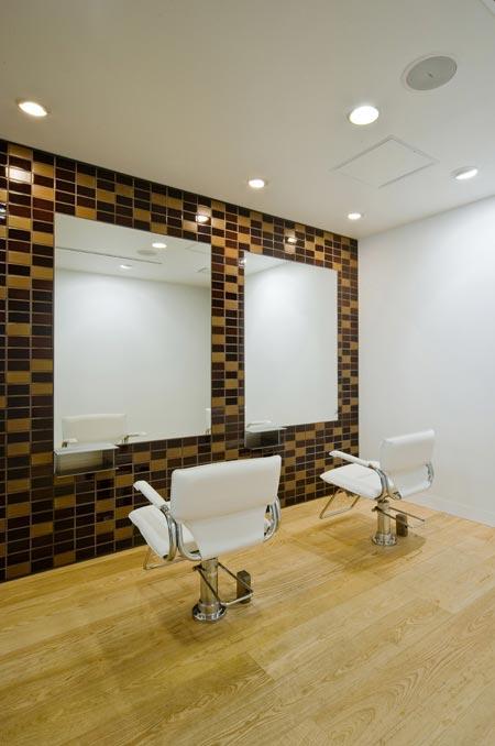 Hair Salon Suite By Koichi Futatsumatacase Real Dezeen