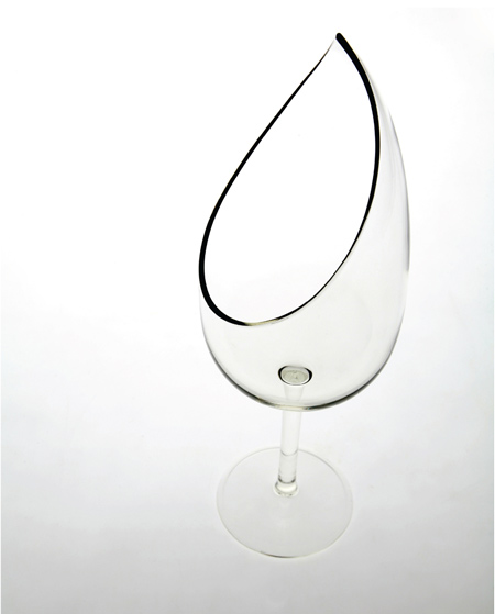 Dezeen » Blog Archive » Seven Deadly Glasses by Kacper Hamilton