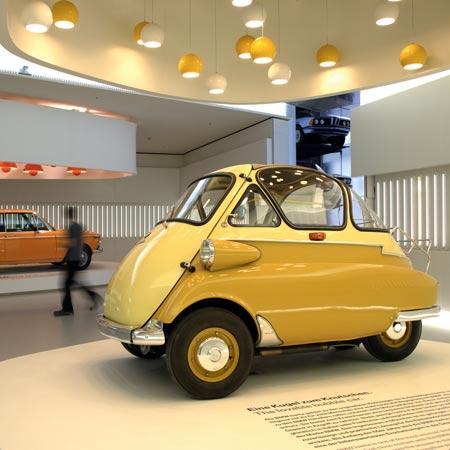 BMW Museum by Atelier Brückner