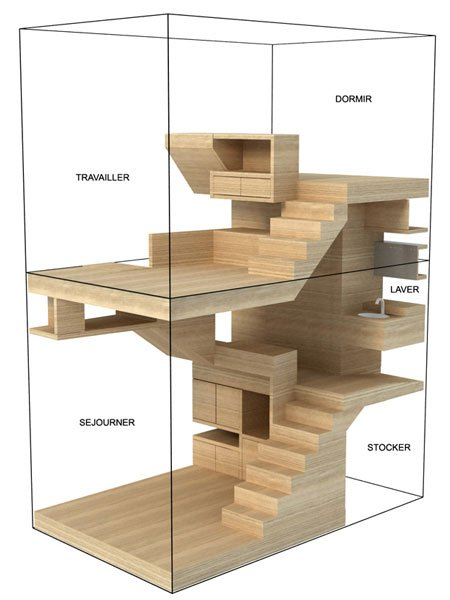 furniture architecture. inhabitablefurniturebyh2oarchitects17h2o_chatou_axojpg furniture architecture i