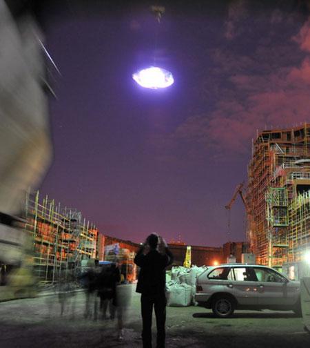 complotto UFO