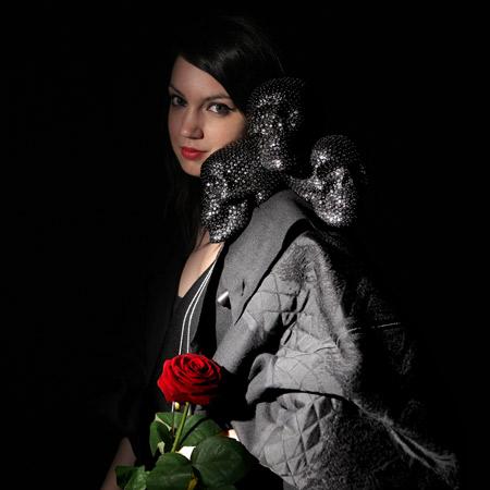 Black Widow by Gisele Ganne