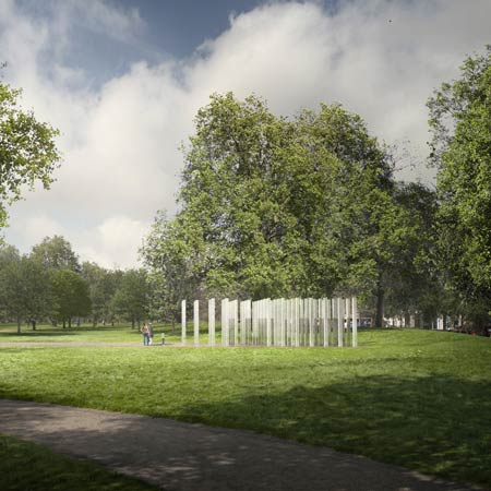 7 July Memorial by Carmody Groarke