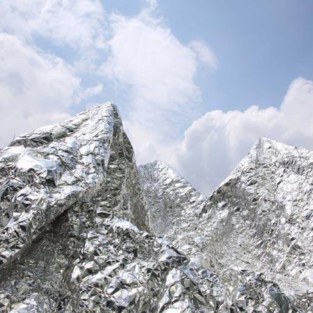 Aluminium Landscape by Kimihiko Okada